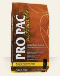 Pro pac Ultimates Large Breed Adult Chicken & Brown Rice 20kg