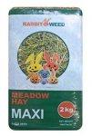Seno Rabbit Weed luční Maxi 2kg