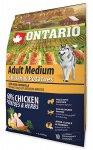 Ontario Adult Medium Chicken & Potatoes 2,25kg