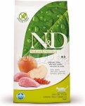 N&D Grain Free Cat Adult Boar & Apple 3 x 5kg