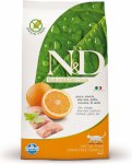 N&D Grain Free Cat Adult Fish & Orange 10kg