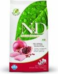 N&D Grain Free Dog Adult Chicken & Pomegranate 2 x 2,5kg