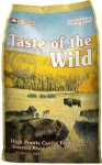 Taste of the Wild High Prairie 2 x 13kg