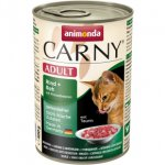 Animonda Carny Adult - hovězí, divočina a brusinky 400g