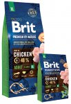 Brit Premium Dog Nature Adult XL 3 x 15kg