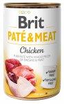Brit Dog konzerva Paté & Meat Chicken 400g