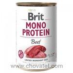 Brit Dog konzerva Mono Protein Beef 400g