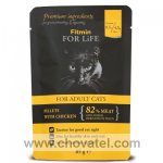 Fitmin For Life Cat Pouch adult Chicken 85g