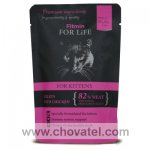 Fitmin For Life Cat Pouch Kitten Chicken 85g