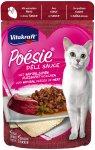 Vitakraft Cat Poésie Déli Sauce kapsička Srdce 85g